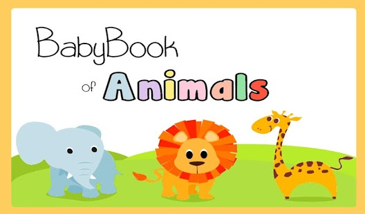 Baby Book of Animals 1.0 - screenshot