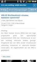 Screenshot of NVvH Chirurgendagen 2012