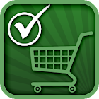 GROCERIES PLANNER CHECKLIST icon