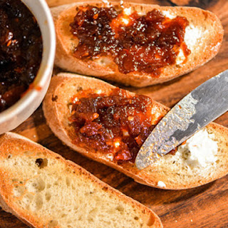 Fresh Tomato and Caramelized Onion Jam