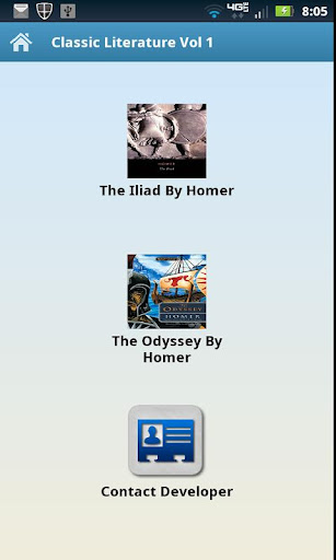 Classic Literature Vol 1
