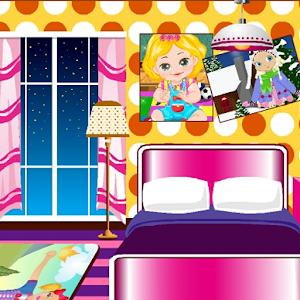 Dora Room Decoration Games