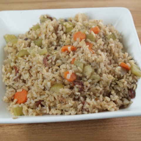 Brown Rice And Cranberry Stuffing