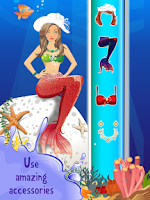 Screenshot of Mermaid Wedding Salon