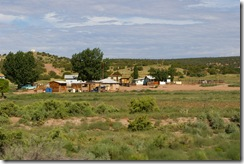 Indian Village in New Mexico