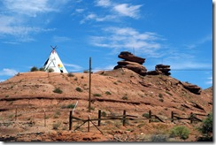New Mexico TeePee