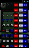 Screenshot of Red White Blue 777 Slot
