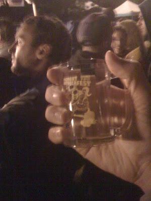 tiny beer mug