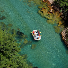 Rafting by Igor Gruber - Sports & Fitness Watersports