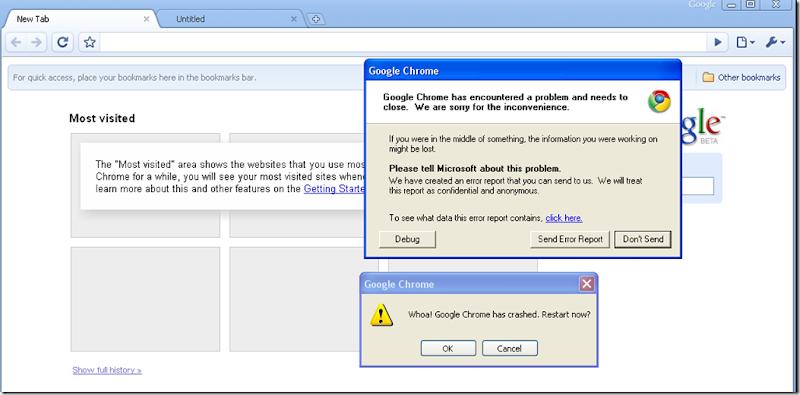 Google Crome