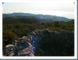 Vistas desde el Coll de la Palma