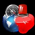 SOS GPS FJ icon