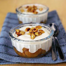 Warm Apricot & Almond Pots