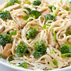 Creamy Miso Chicken Pasta Recipe