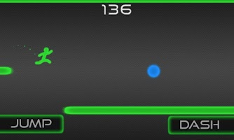 Screenshot of Free Running Dash