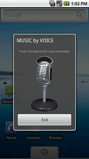 MUSIC by VOICE