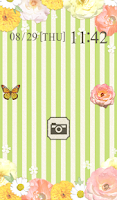 Screenshot of Cute wallpaper★fantasy garden