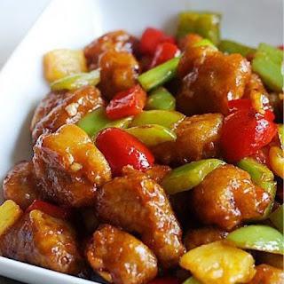 Sweet & Sour Pork Recipes