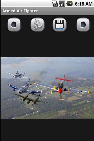 armed-air-fighter for android screenshot