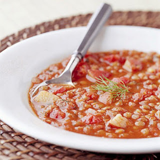 Colorado Lentil Soup