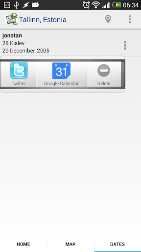 Luach Pro (Jewish Calendar) - screenshot