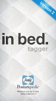 Screenshot of Sealy In Bed Tagger