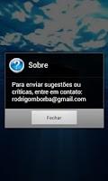 Screenshot of Versículo Diário