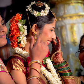 All Smiles by Madhujith Venkatakrishna - Wedding Ceremony
