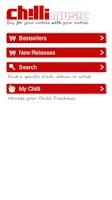 Screenshot of Chilli Music - MP3 Store
