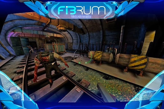 Zombie Shooter VR apk screenshot