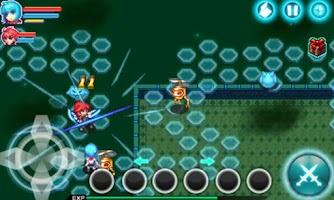 Screenshot of Apocalypse of Skyland I