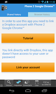 Phone 2 Google Chrome™ browser APK Descargar