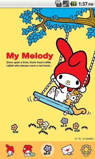 My Melody Happy Swing Theme