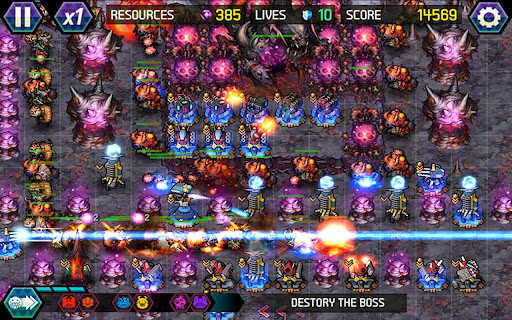 Tower Defense - screenshot