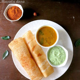How To Make Masala Dosa