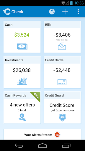 check-bills-money for android screenshot