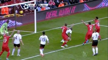 Screenshot of FootyLight