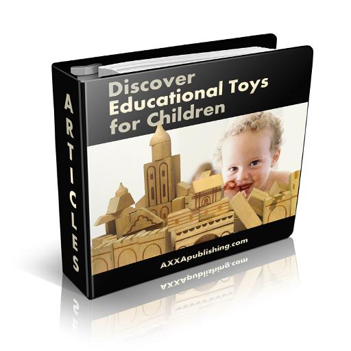 Educational Toys For Children LOGO-APP點子