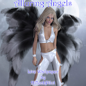 Alluring Angels Live Wallpaper