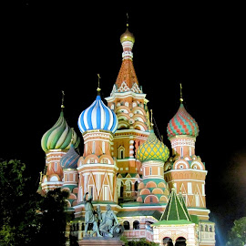 Catedral de S. Basilio by João Ascenso - Buildings & Architecture Public & Historical ( moscow )