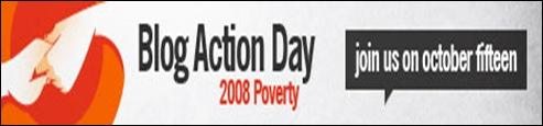 Crédito: Blog Action Day: Pobreza!