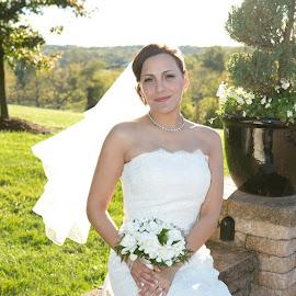 by Teresa Bradford - Wedding Bride