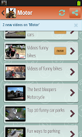 Screenshot of Free Funny Videos