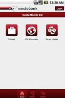 Screenshot of NexteMobile