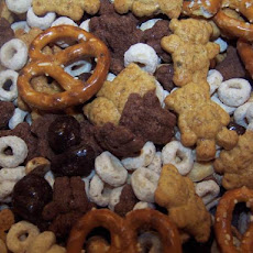 Bears in the Woods Snack Mix