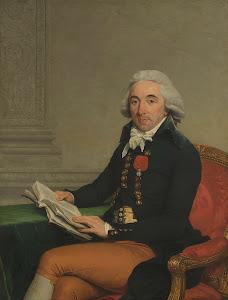 RIJKS: François André Vincent: Portrait of a Man 1795