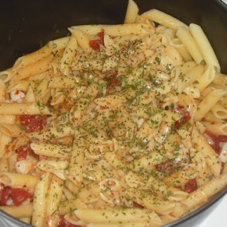 Scallop Pasta Penne Recipes