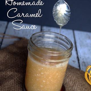 Sour Cream Caramel Sauce Recipes