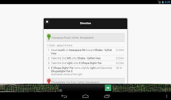 Screenshot of Bangladesh Prayer Time App