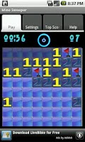 Screenshot of Minesweeper Classic+